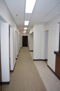 Hallway To Operatories