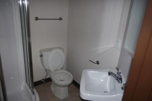 Private Office Washroom