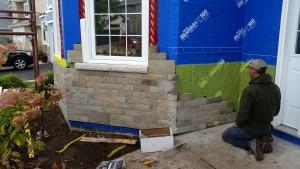 30 start installation Fusion Stone
